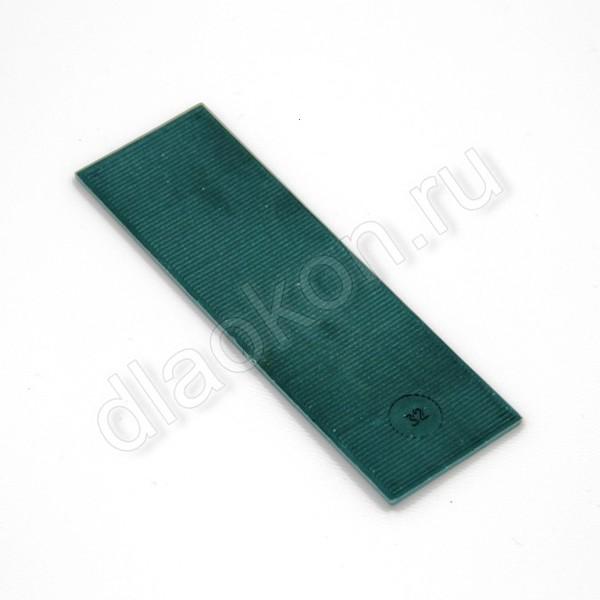 Пластина рихтовочная 100*32*2мм