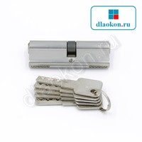 Вкладыш замка Dorma 40*45, 5 ключей